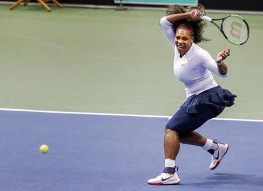 Serena Williams, gana el Laureus a la Mejor Deportista del Año