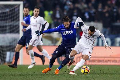 El Milán elimina por penaltis al Lazio y disputará la final con el Juventus
