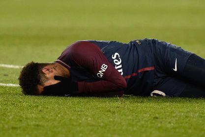 El PSG anuncia que Neymar será operado y no jugará contra el Real Madrid