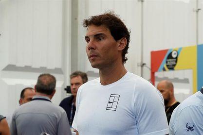 Rafa Nadal se resiente de la lesión y abandona el torneo de Acapulco
