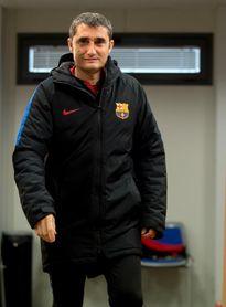 """Valverde: """"La pérdida de Quini es muy importante"""""""