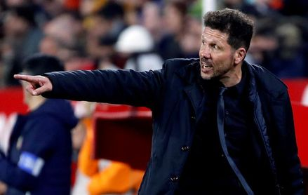 El Atlético iguala los puntos en la jornada 26 de cuando ganó la Liga