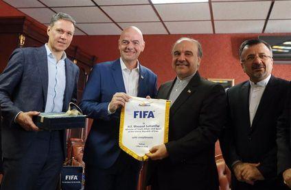 La FIFA pide que la tensión entre Irán y Arabia Saudí no afecte al fútbol