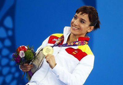 """Sandra Sánchez, la mejor karateca """"de todos los tiempos"""""""