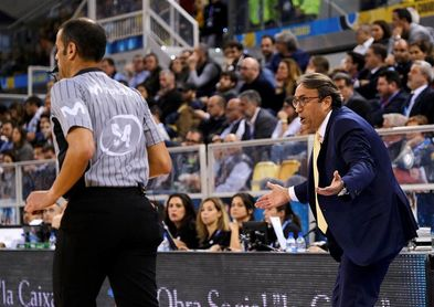 """Casimiro: """"Es un reto que estemos concentrados para sorprender a Valencia"""""""
