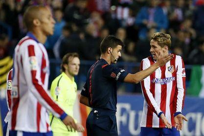 Gil Manzano, un habitual en derbis curtido para el Barça-Atlético