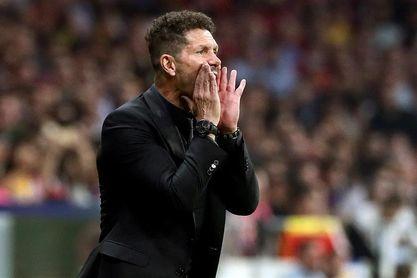 Simeone, invicto contra Valverde: ocho triunfos y cuatro empates