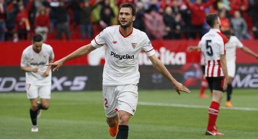 2-0. El Sevilla vuelve a tomar el rumbo