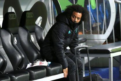 Marcelo reaparece y gana ritmo en 25 minutos para París