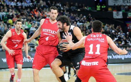 Un renovado RETAbet Bilbao se la juega ante el Delteco GBC en Miribilla