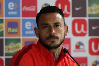 El chileno Pinilla consternado por la muerte de su amigo Davide Astori