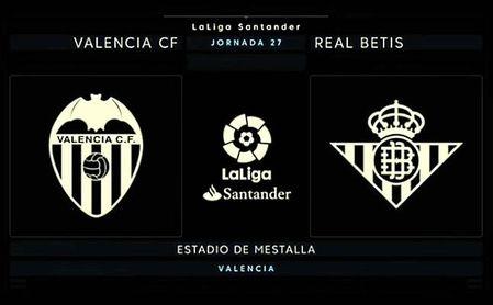 FINAL: Valencia CF-Real Betis (2-0)