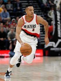 Rockets, imparables; Trail Blazers, líderes; pierden Spurs y Cavaliers