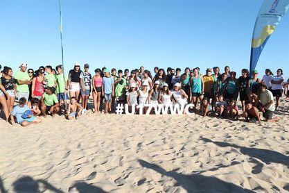 Uruguay organiza un evento en la playa para promocionar el Mundial femenino Sub´17