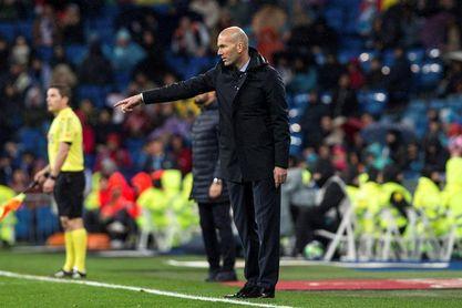 """Zidane: """"Euforia, nunca"""""""