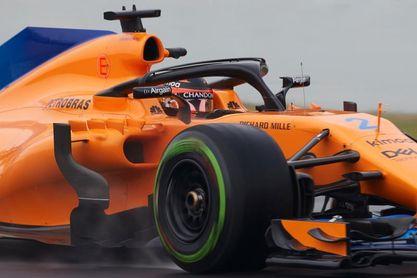 Un problema eléctrico vuelve a condenar a McLaren al garaje