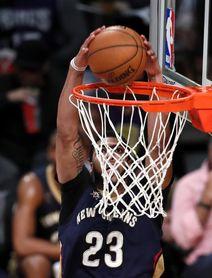 116-121. Un titánico Anthony Davis da novena victoria seguida para Pelicans