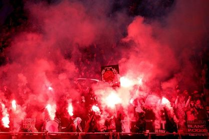 Los jugadores del PSG siguen ensalzando a sus hinchas ultras