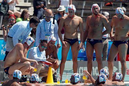 El sorteo dibuja un buen camino para la selección masculina española