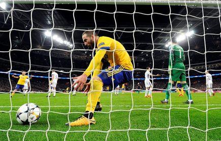 1-2. El Juventus da una lección de madurez al imberbe Tottenham