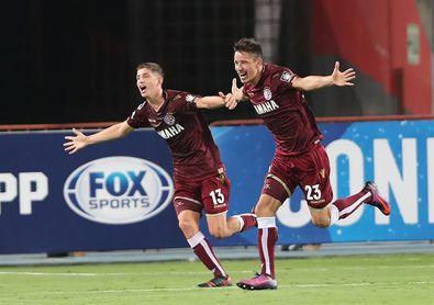 2-1. Lanús gana el boleto a la segunda fase pese a perder ante Sporting Cristal