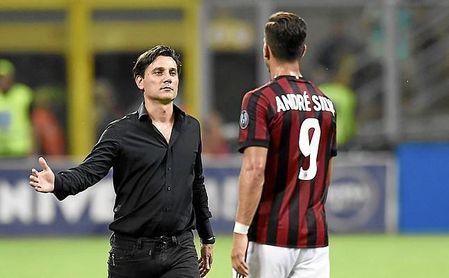 El Milan pagó el pasado verano 38 millones por el delantero portugués.