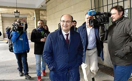 José Castro, a su salida de los juzgados.