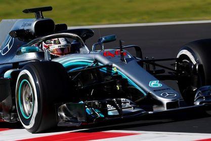 Alonso vuelve a la pista de Montmeló con motor nuevo
