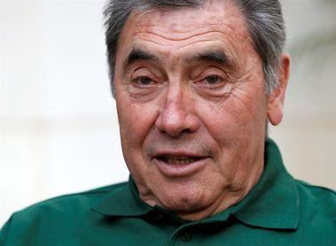 """Eddy Merckx dará la salida el domingo a la """"Marcha Ciclista Bilbao-Bilbao"""""""