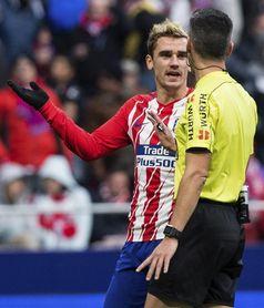 Jaime Latre en Barça-Athletic y Gil Manzano en Real Madrid-Girona