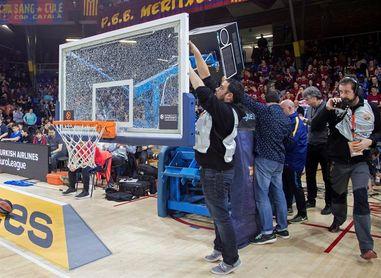 88-54. Recital del Barcelona y reencuentro con la victoria en la Euroliga