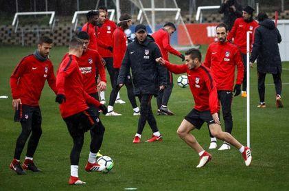 El Atlético frente al Celta, con Oblak y la intención de reanudar la persecución