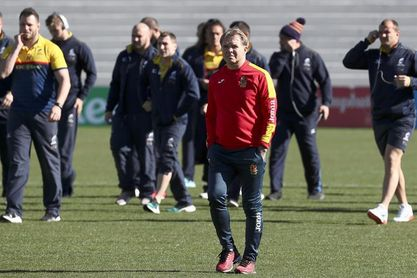 España busca encarrilar el pase al Mundial frente a Alemania