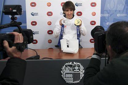 Jon Santacana y Miguel Galindo rozan el podium por 94 centésimas
