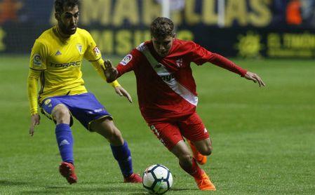 Cádiz 4-1 Sevilla Atlético: El Cádiz no tiene piedad del filial