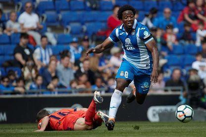 2-1. El Espanyol presume de pegada y remonta contra la Real Sociedad