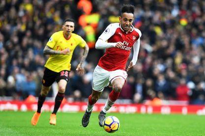 El Arsenal recupera la moral a costa del Watford (3-0)