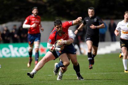"""Jaime Nava: """"Es muy importante para el rugby que el Rey haya venido hoy"""""""