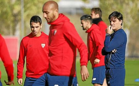 Lista de 23 del Sevilla para Manchester