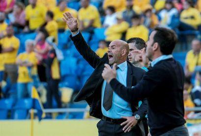 Las Palmas viajará desde el jueves a Galicia para su ´final´ con el Deportivo
