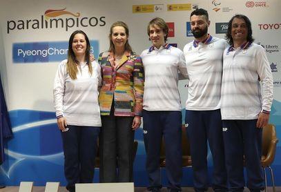 """Víctor González cumple su """"promesa"""" en los Juegos Paralímpicos"""