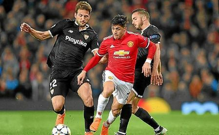 M. United-Sevilla FC: Síguelo en directo.