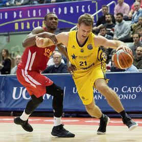 El UCAM buscará remontar 5 puntos en Tenerife para llegar a cuartos de final