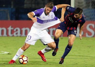 2-1. Churín, con gol sobre la hora, da triunfo al líder Cerro Porteño en el A