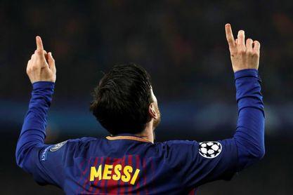 El Barça encarrila la eliminatoria al descanso (2-0)