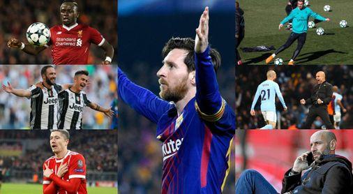 Lo que espera al Sevilla en el sorteo de la Champions