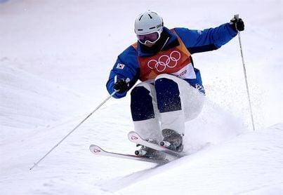 Dos esquiadores olímpicos surcoreanos suspendidos por agresión sexual
