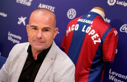 Paco López convoca todos los jugadores disponibles para recibir al Eibar