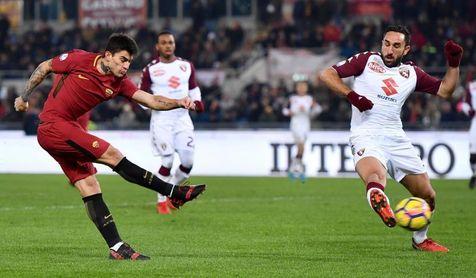 Perotti reconoce la fortaleza de los rivales del Roma en la Liga de Campeones