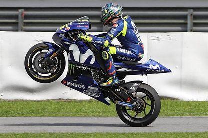 Rossi renueva por dos años con Yamaha